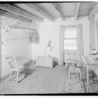 Home of Major Davidson, Mechanicsville, Maryland by Schuyler & Lounsbery. Dressing room in Major Davidson residence
