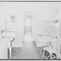 House at 839 Gist Ave., Silver Spring, Maryland. Kitchen of house at 839 Gist Ave. II