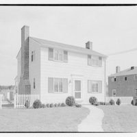Houses by Schreier & Patterson, architects. House number 5007