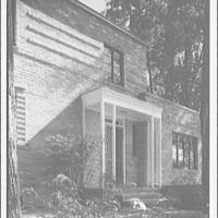 Houses by Schreier & Patterson, architects. Houses in Westmoreland Hills and Westhaven II
