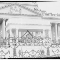 Inauguration of presidents of the United States. Inauguration of President Franklin Roosevelt III