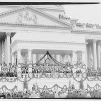 Inauguration of presidents of the United States. Inauguration of President Franklin Roosevelt II