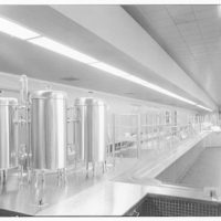 International Nickel Co. at the National Institute of Health. Counters and vats, National Institute of Health