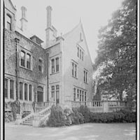 J.H. Hammond home, 2221 Kalorama Rd. Exterior of Hammond home III