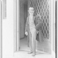 John A. Brickley. Negative made at Sisters of Mercy Villa II