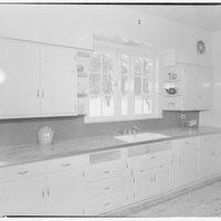 Kitchen Equipment Co. Mrs. Philips kitchen, after II