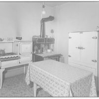 Kitchen Equipment Co. Mrs. Philips kitchen, before II