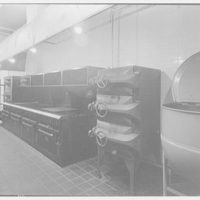 Kitchens in the U.S. Capitol. Senate kitchen after remodeling II