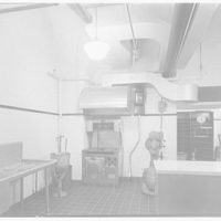 Kitchens in the U.S. Capitol. Senate kitchen after remodeling IV