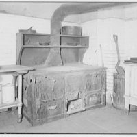 Kitchens in the U.S. Capitol. Senate kitchen before remodeling I