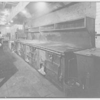 Kitchens in the U.S. Capitol. Senate kitchen before remodeling II