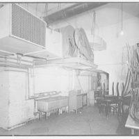 Kitchens in the U.S. Capitol. Senate kitchen before remodeling V