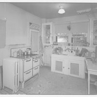 Kitchens Inc., 5027 Connecticut Ave. Kitchen with stove and sink