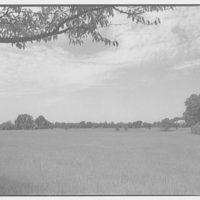 Landon School for Boys. Field with clouds I