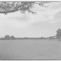 Landon School for Boys. Field with clouds II