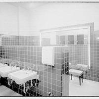 Leon Chatelain Jr., architect. Brookland dial center ladies rest room