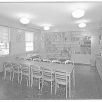 Leon Chatelain Jr., architect. Library