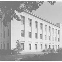 Leon Chatelain Jr., architect. Telephone exchange at 1420 Columbia Rd.