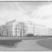Library of Congress (John Adams Building). Library of Congress annex from northwest corner I
