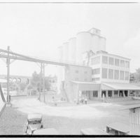 Lone Star Cement Co. Cement elevator