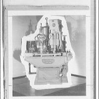 Machines of Crown Cork & Seal Co. Machine III