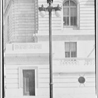 Mall. Lamps proposed for Capitol Plaza