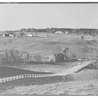Maryland views. Farm scene near Potomac I