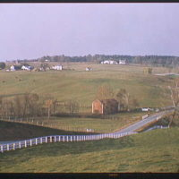 Maryland views. Farm scene near Potomac II