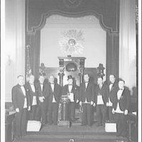 Masonic Lodge no. 37 Congress. Loose, Master III