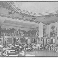 Mayflower Hotel. Lounge of Mayflower Hotel III
