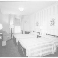 Mayflower Hotel. Redecoration of Mayflower Hotel rooms III