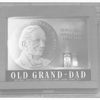 McArthur Advertising Corporation, 2480 16th Street. Old Grand-Dad display at Union Station I