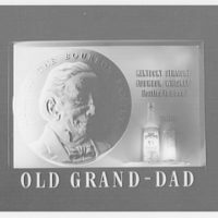 McArthur Advertising Corporation, 2480 16th Street. Old Grand-Dad display at Union Station V