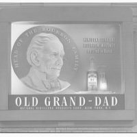 McArthur Advertising Corporation, 2480 16th Street. Old Grand-Dad display at Union Station II