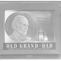 McArthur Advertising Corporation, 2480 16th Street. Old Grand-Dad display at Union Station III
