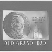 McArthur Advertising Corporation, 2480 16th Street. Old Grand-Dad display at Union Station VI