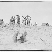Military subjects. Soldiers in the field II