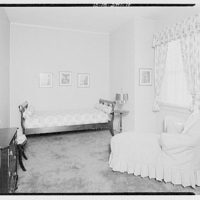 Miscellaneous interiors. Interior, to bed or lounge II