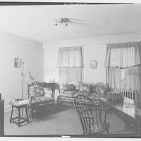 Miscellaneous interiors. Living room