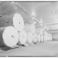 National Capitol Press Inc. Row of roll paper of National Capitol Press Inc.