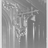 National Cathedral. Bell and ornament, National Cathedral
