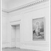 National Gallery of Art. Exhibit room in National Gallery VI