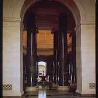 National Gallery of Art. Mercury Fountain in National Gallery of Art II