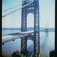 New York views. George Washington Bridge I