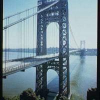 New York views. George Washington Bridge II