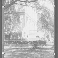 Old home of Newcomb College (Robb House), New Orleans