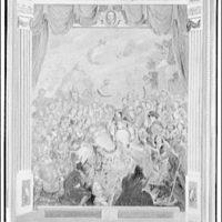 Paintings. Birth of Shakespeare by George Cruikshank I
