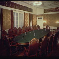 Pan American Union Building. Boardroom in Pan American Union Building