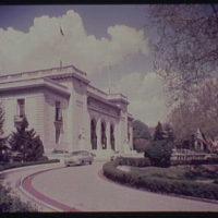 Pan American Union Building. Exterior of Pan American Union Building VII
