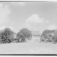 Paterson country house, Point Farm, by Schuyler & Lounsbery. Exterior of Paterson country house V